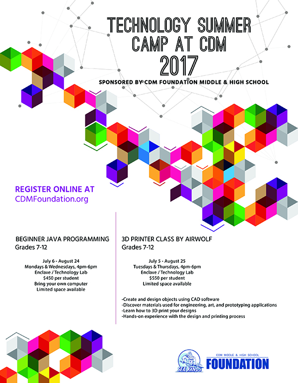 Technology Summer Camp