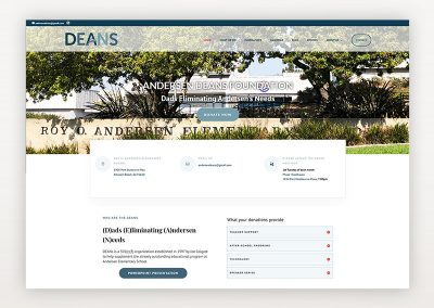 Andersen DEANS Foundation