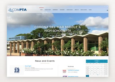 Corona del Mar High School PTA