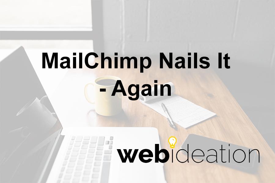 MailChimp Nails It