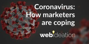 Coronavirus: How marketers are coping